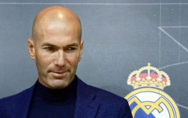 LaLiga: Zinedine Zidane returns to Real Madrid