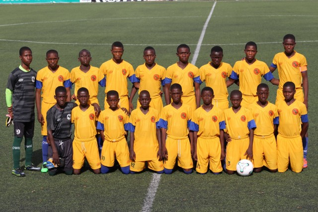 NPFL/LaLiga U15 Promises: ABS, Enyimba beaten on Day 1