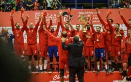 Volleyball: Ahly capture the 14th African club championship title