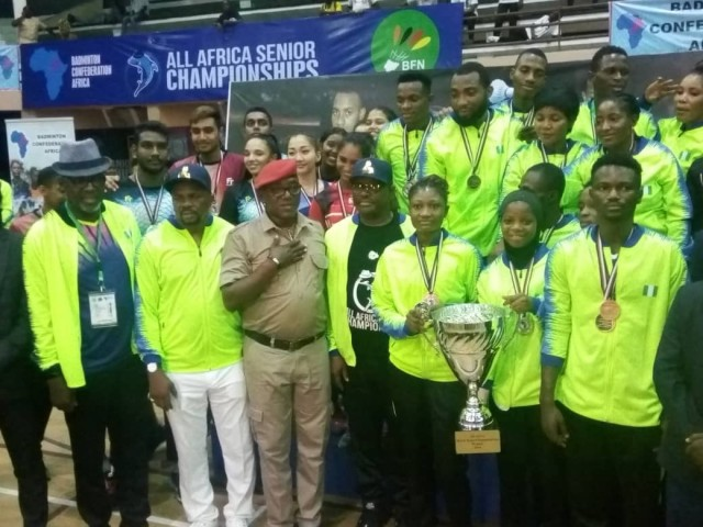 Badminton: Organisational stains on Nigeria's 'successful' hosting