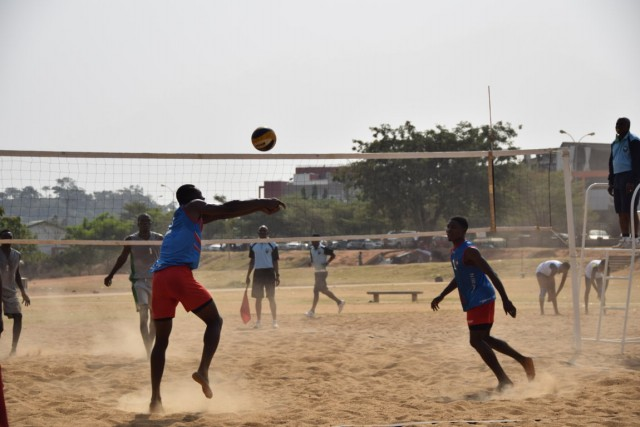 12 countries in Nigeria for Africa Nations Beach Volleyball