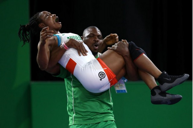 Oborududu clinches ninth gold at African Wrestling Championships