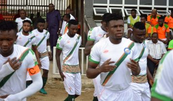 States FA Cup: Go Round ousted; Akwa United game 'inconclusive'