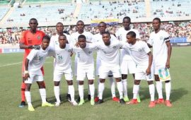 TotalAFCONU17: Golden Eaglets beat Angola to qualify for s/final