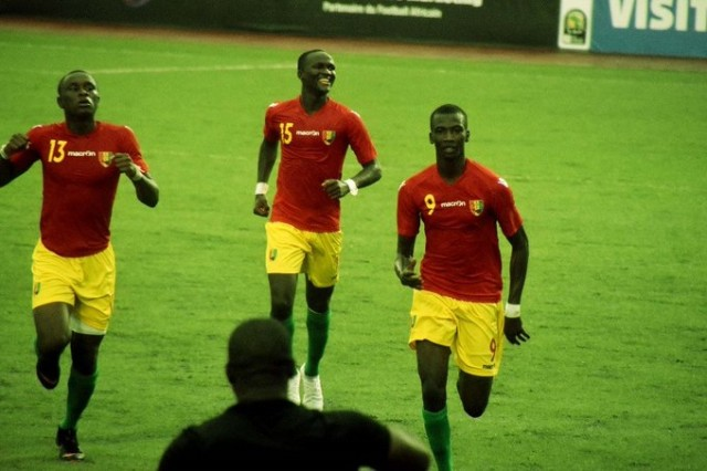 TotalAFCONU17: Guinea beat Morocco to set up Eaglets clash