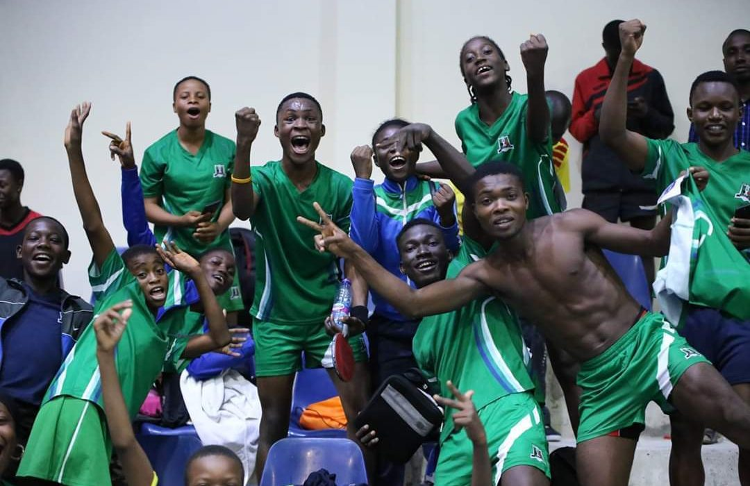 Nigeria dominate at ITTF African Junior C'ships in Accra