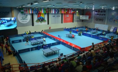 Nigeria to host ITTF continental championships