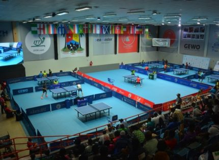 ITTF Challenge Plus