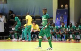 IHF Challenge Trophy: Dikko leads Nigeria U19 to Semi finals