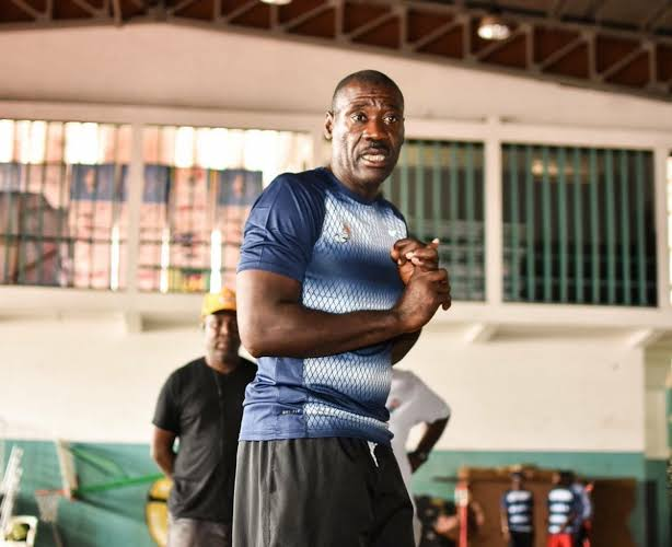 Lateef Erinfolami appointed coach of First Bank Basketball Club