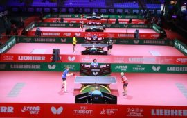 2019 ITTF World C'Ships: Nigeria record differing fortunes on Day 1