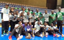 IHF Challenge Trophy: Nigeria U19 settle for silver