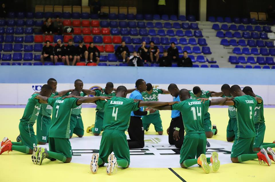IHF Challenge Trophy: Nigeria U19 beat Canada to reach first final