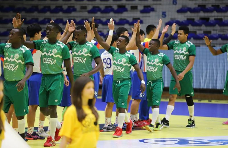 IHF Challenge Trophy: Nigeria U21 lose to Chinese Taipei