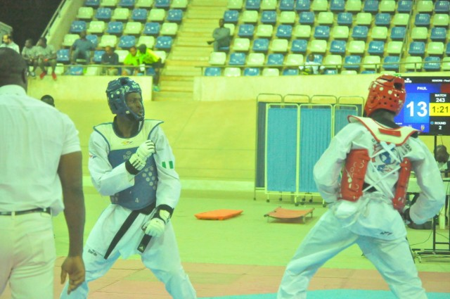 Kolade eyes podium finish at President Cup in Morocco