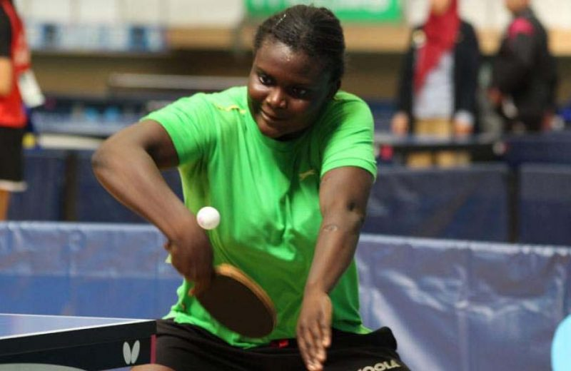 Ajoke Ojomu dazzles in World C'Ships debut
