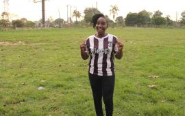 Video: Football is what drives me – Oge Igbokwe