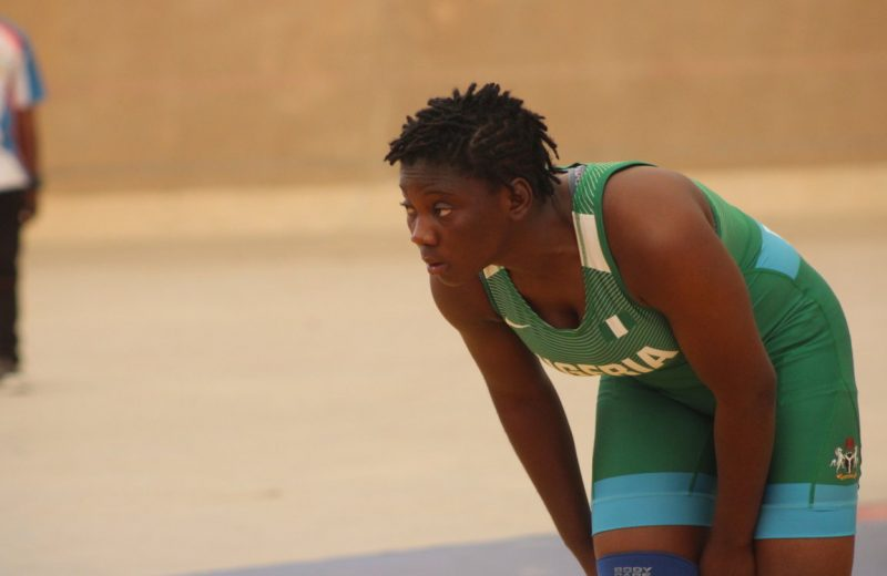 13 Nigeria wrestlers break into UWW rankings