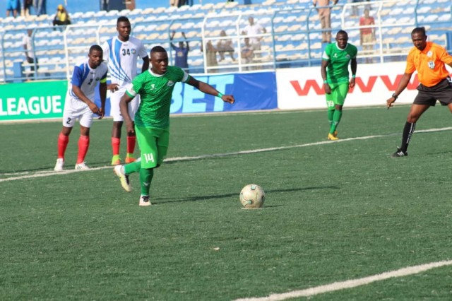 NPFL: Group B high fliers 'manhandled' as Rangers cruise on