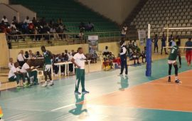 Volleyball: Army declares war on opponents in Zone 3