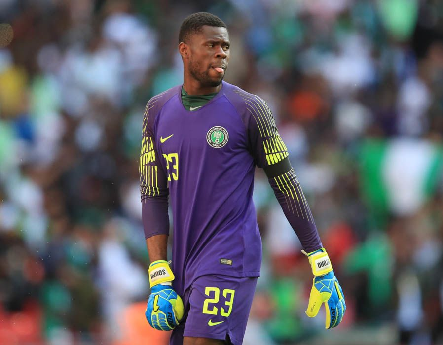 I was racially abused and spat at – Francis Uzoho