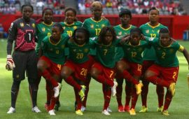 Cameroon unveil squad for FIFA Women's World Cup