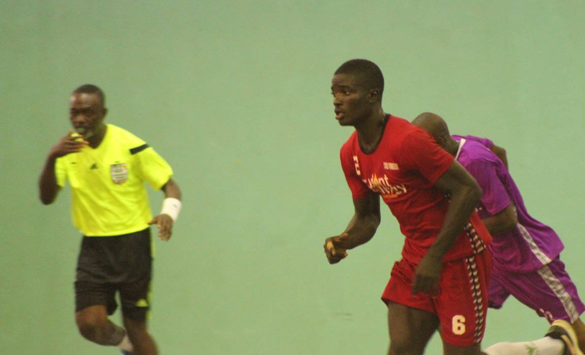 Handball: Kelvin Dele guns for glory with COAS Shooters