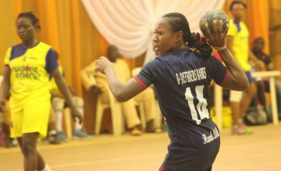 Handball: It is the league title or nothing for Adaobi Okoro
