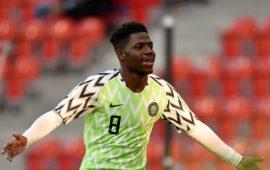 FIFAU20WC: Dele-Bashiru aims to emulate Phil Foden
