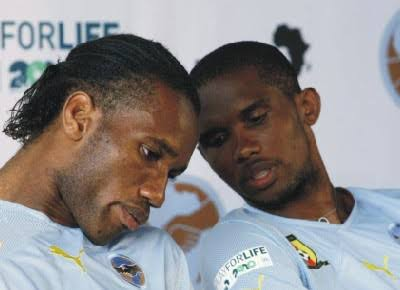 Drogba, Eto'o in for Gov. Ambode Testimonial in Lagos