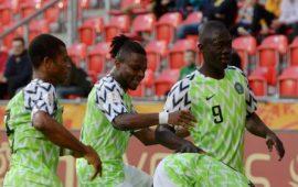 U20WC: Nigeria face Senegal for quarter final spot