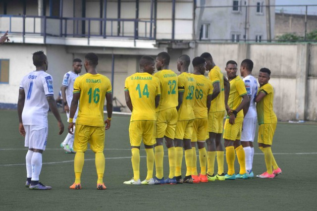 NPFL: Insurance, El-Kanemi relegated on final day