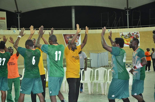 Kano Pillars, Safety Babes top handball league