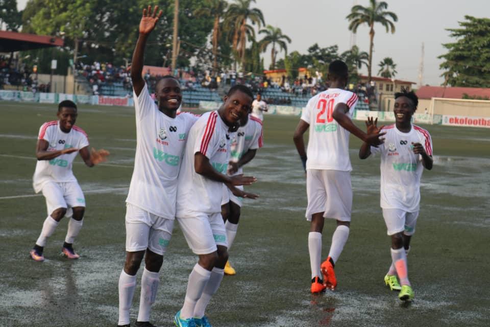 Lagos FA Cup: Smart City, Robo FC emerge winners
