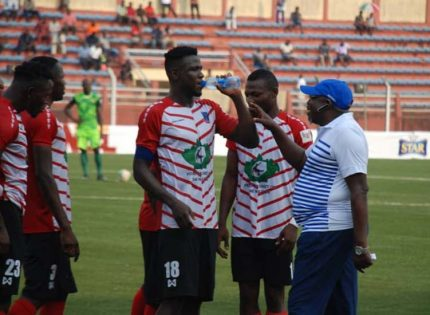 Late Ogbeide and Lobi Stars