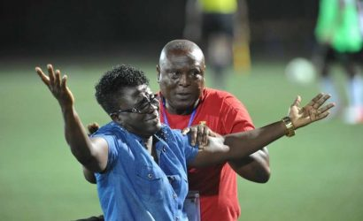 Coach Tagoe: We know Nigeria will be coming for revenge