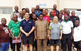 NTTF appeal for more ITTF coaches' Training
