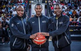 Kingsley Ojeaburu to officiate at the 2019 FIBA World Cup