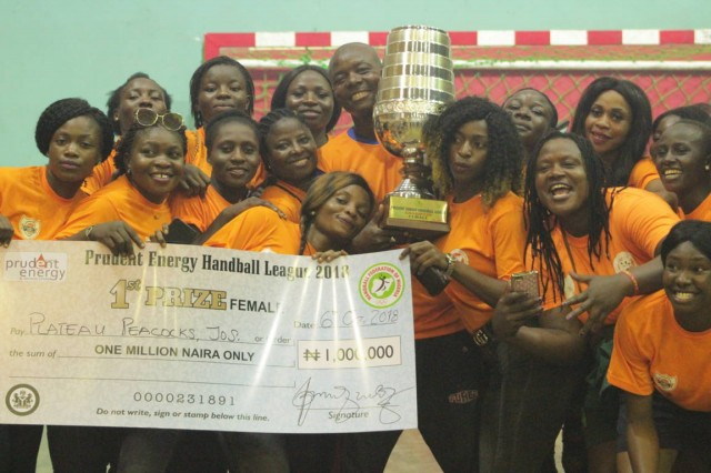 Handball League: Abdulkadir eyes back to back titles