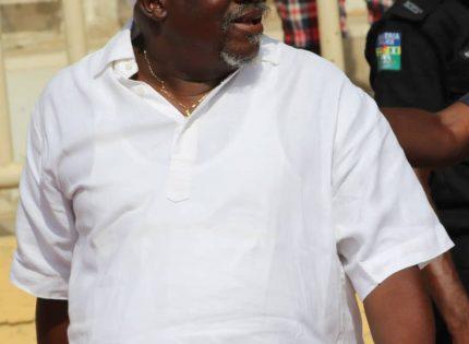 Lobi Stars late coach