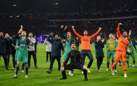 UCL Semi-final: Reactions as Moura hattrick ends Ajax fairytale
