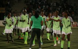 WAFU: Nigeria knock-out holders Ghana in penalty shootout