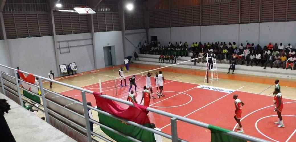 Zone 3 Volleyball: Nigeria thrash CIV on home court
