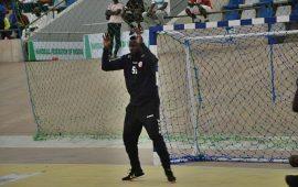 Adamolugbe confident of Nigeria's chances IHF C'Ship