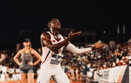 Oduduru claims double in NCAA Outdoor Championships