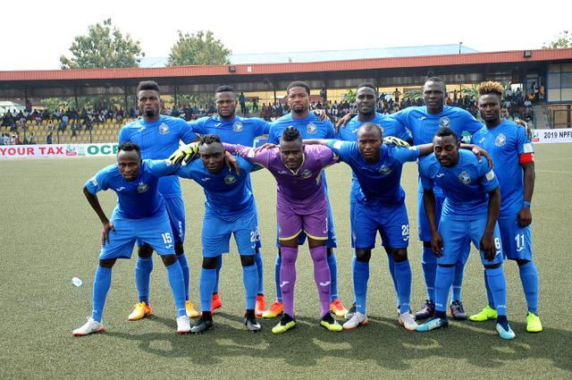 NPFL: Enyimba's Abd'Allah braced for decisive Pillars clash
