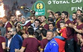 Esperance are Champions as Wydad walkout