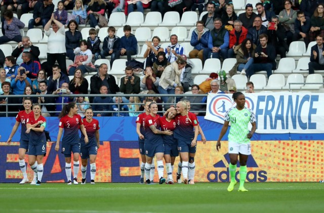 FIFAWWC: Norway maintain winning run over Nigeria