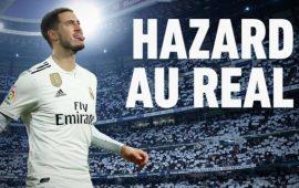 LaLiga: Eden Hazard seals Real Madrid transfer
