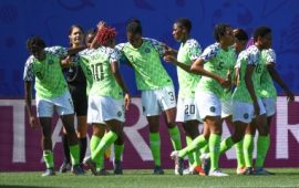 FIFAWWC: #NGAKOR Super Falcons – One win, five records